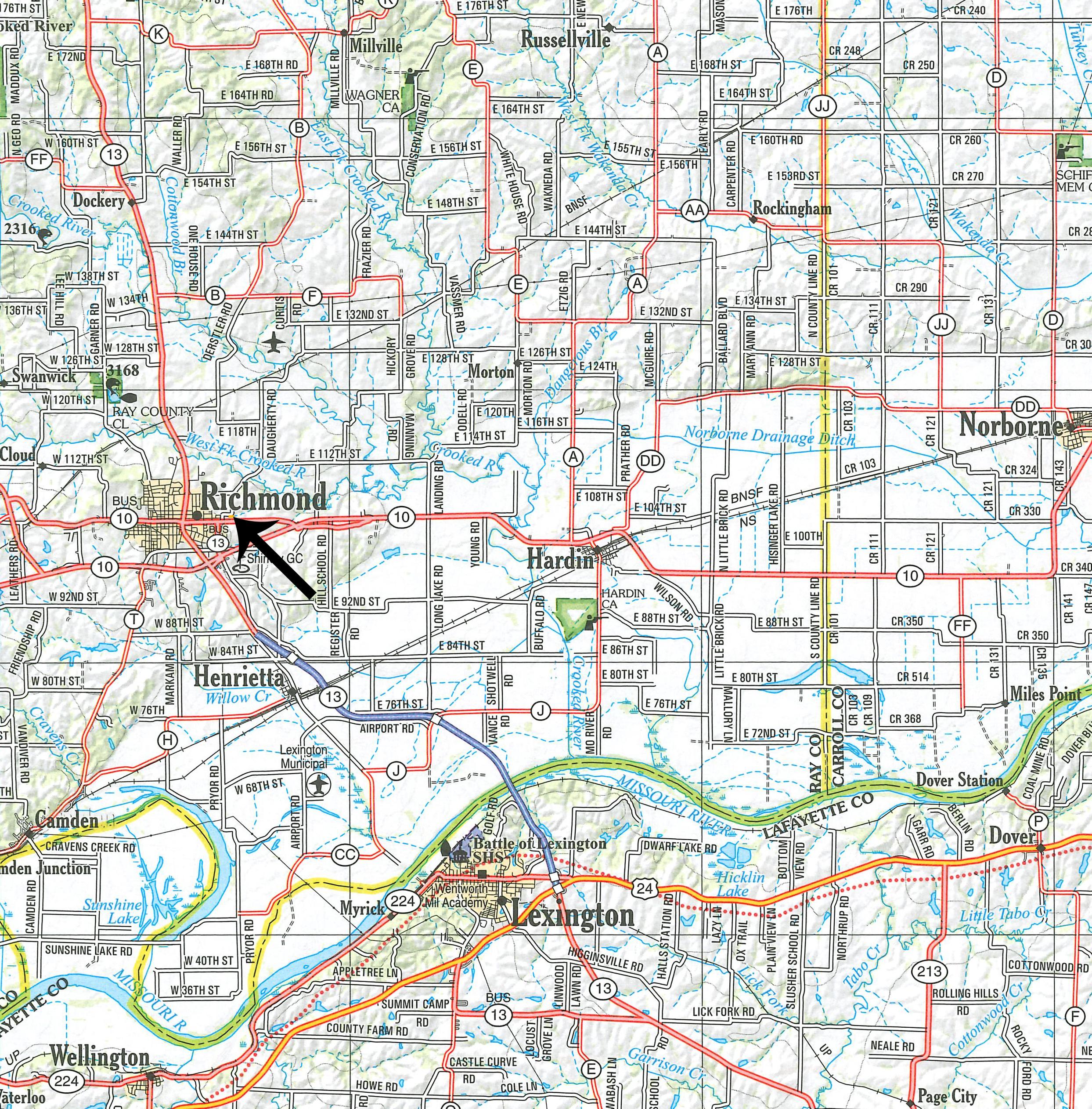 Location Map_BIR-2135