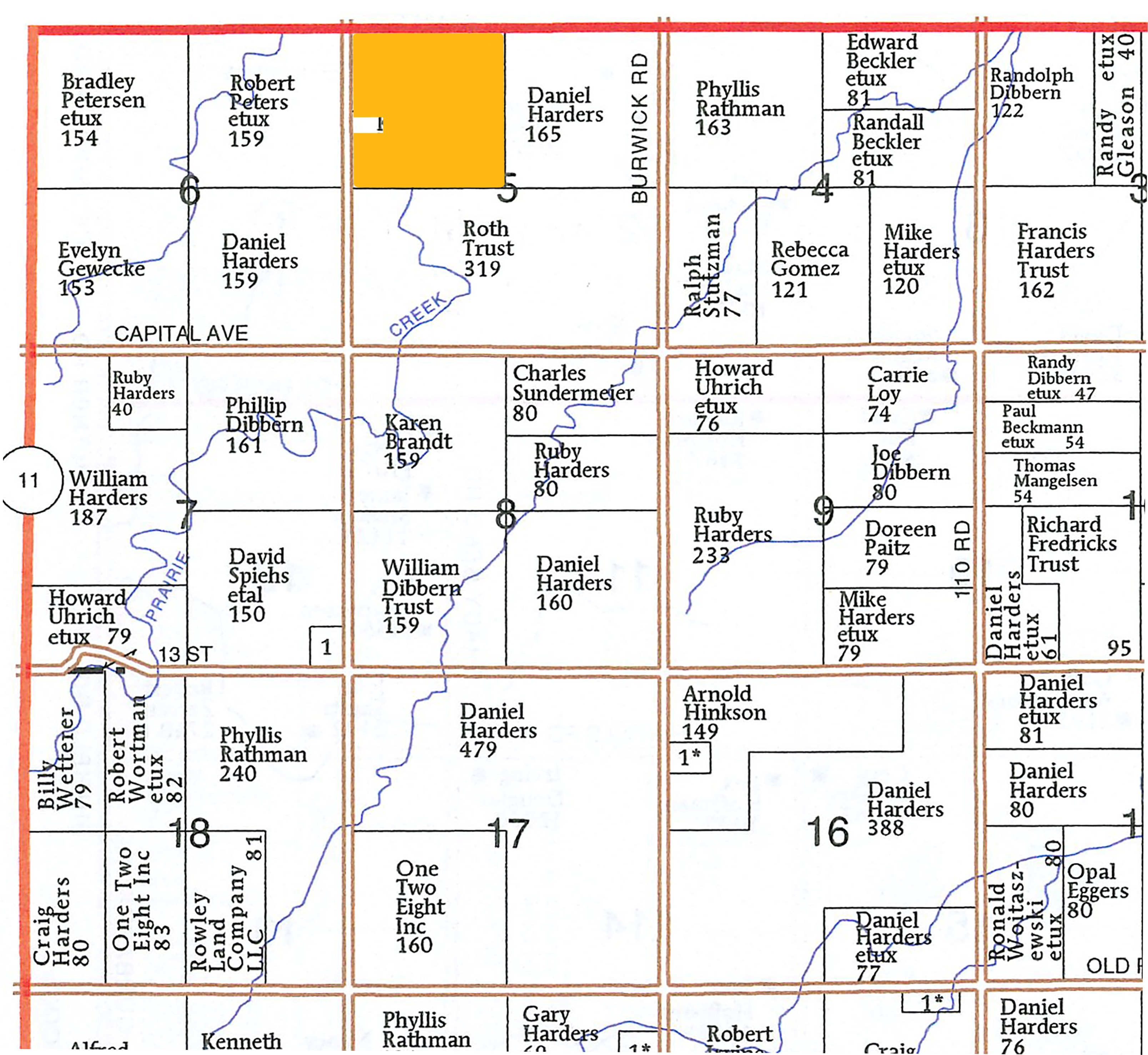 Plat Map-BIR2130