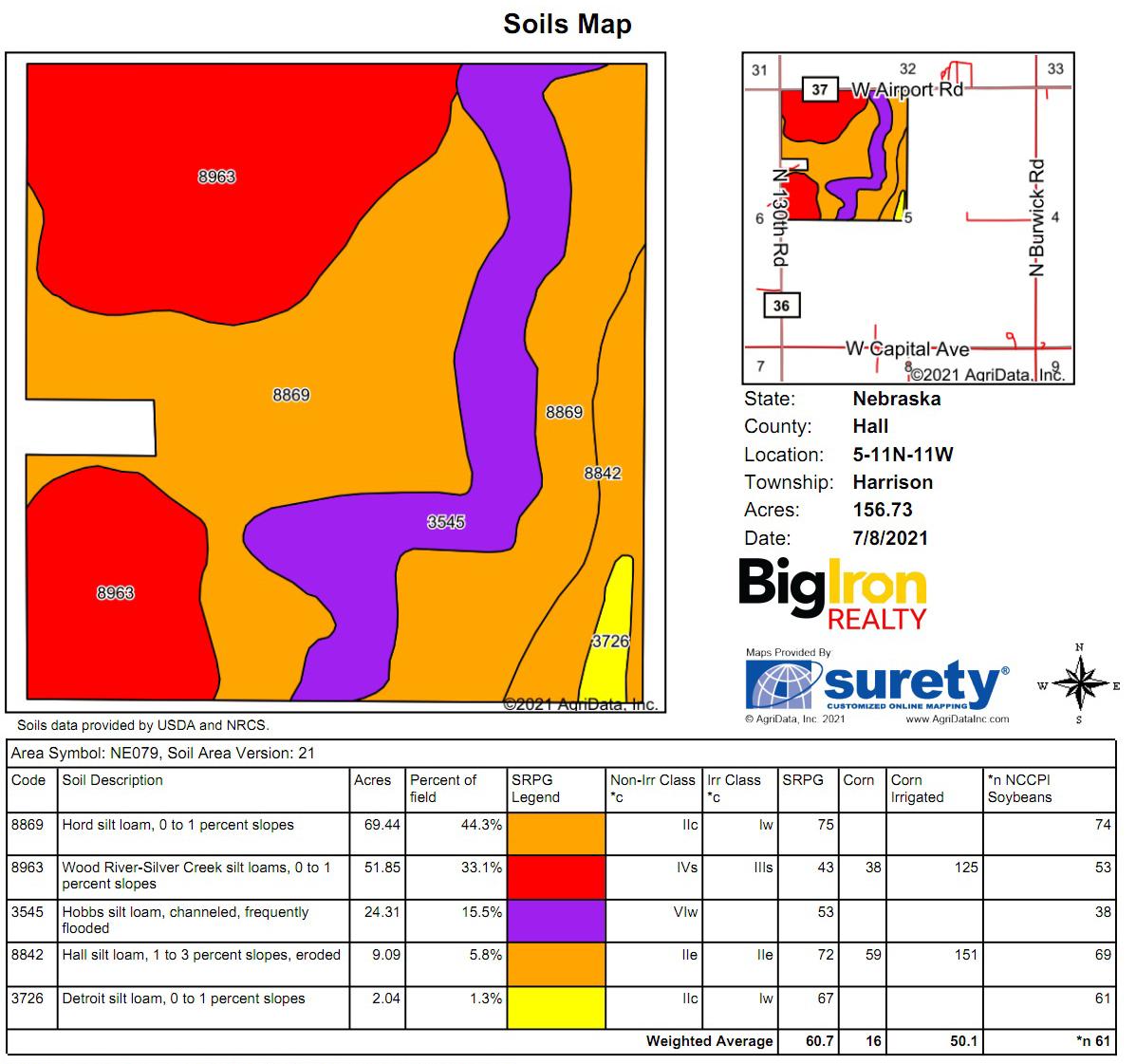 Soil Map-BIR2130