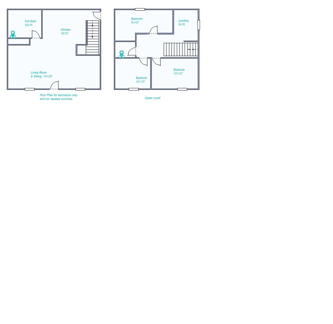 floor plan 1265 W 5th