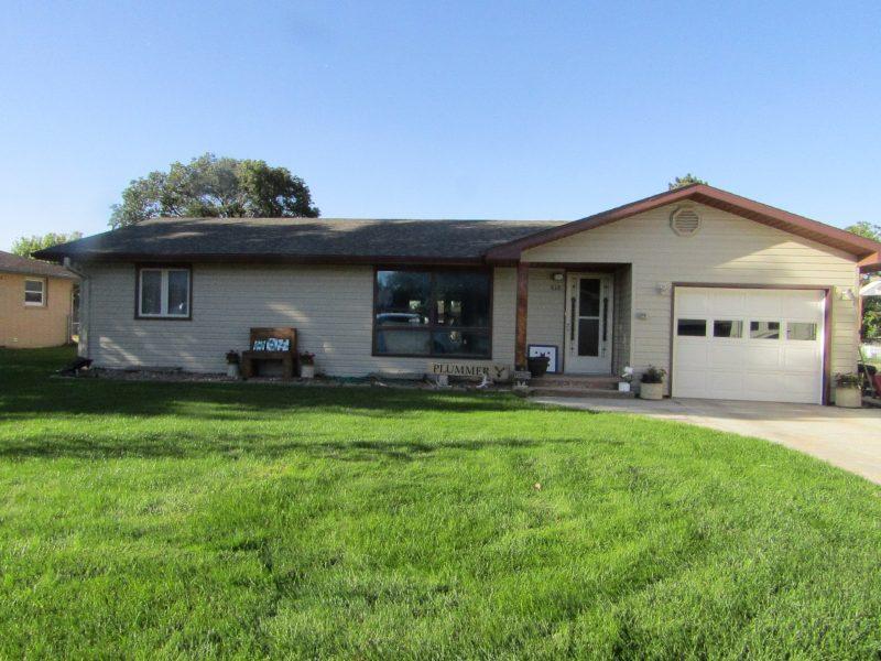 618 East 6th, Oakley, Kansas