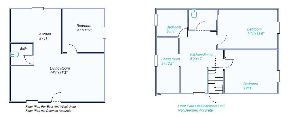 Floor Plan 470 W Cedar