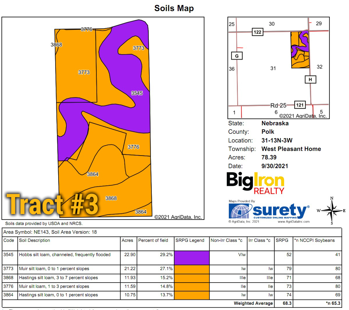 3 Soil Map_BIR-1098