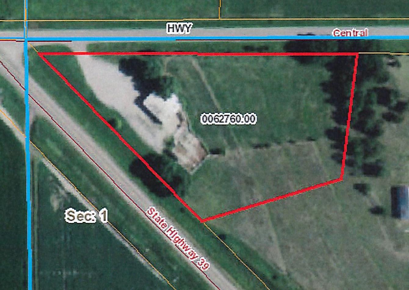 Aerial Map-BIR1100