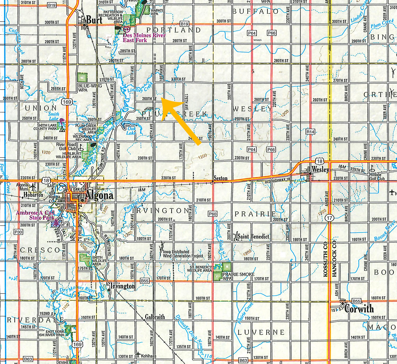 Location Map-BIR2138