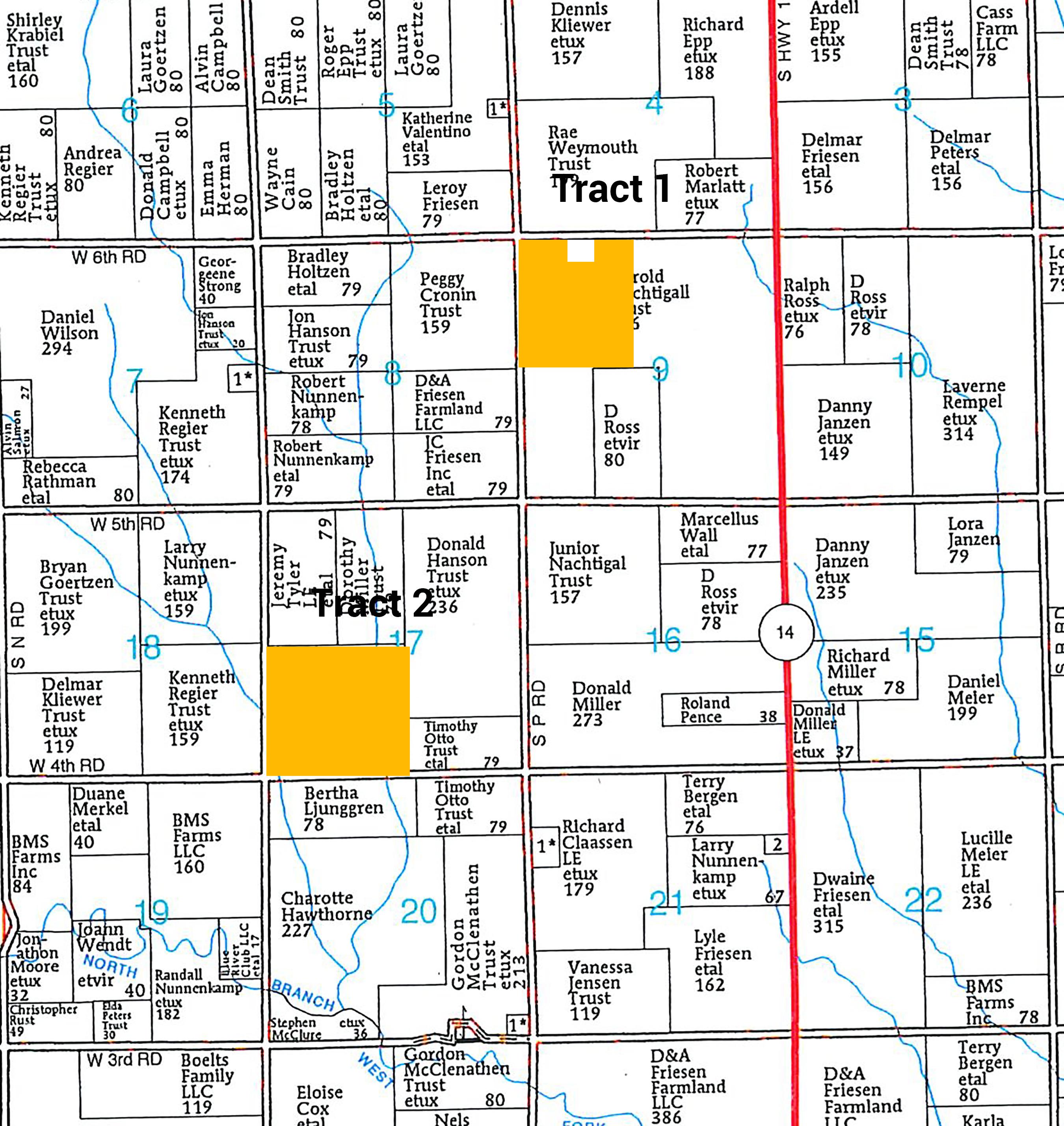 Plat Map-BIR2154